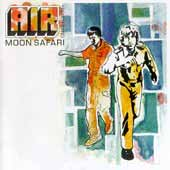 CD Review by Taiwan Fun Music - Air and their debut album 'Moon Safari'.
