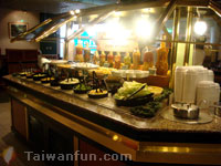 Tienmu Restaurants Walkabout