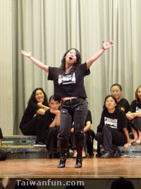 """American Voices"" performances showcase Taiwanese/American dance collaboration"