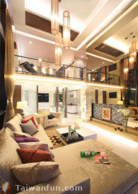 Creative Home Design: Double the space in half the area