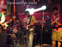 The search for live music in Taichung