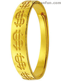 Goldenlife Gold Jewelry introduces the new lucky fortune rings