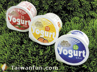 New high-calcium yogurt made with Chu-lu Ranch's premium-quality fresh milk