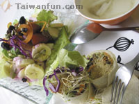 Xia Fan Dian (Eat Rice) Vegetarian Restaurant