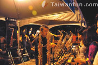2011 Taichung Jazz Festival kicks off with a Guinness World Record