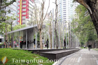 Following Calligraphy Greenway for a brand-new Taichung experience