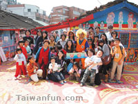 2012 Taichung City Arts & Culture Bus