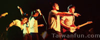 "TADA Ark highlights bands ""MAde in TAichung"""