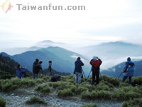 Tasting Taiwan's '100 Peaks' in a single day