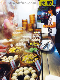 Taichung's traditional markets: A one-stop destination for fresh fruit and vegetables