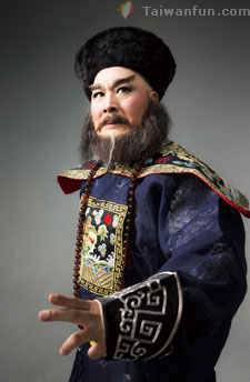 Young Emperor Kangxi and Crafty Regent Aobai