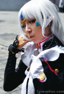 Discovering the spirit of cosplay in Taichung