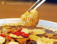 Taiwan Beef: Beef Entrails Soup