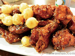 Pudage Korean Fried Chicken