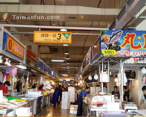 New life for Taichung's old Chienkuo Market
